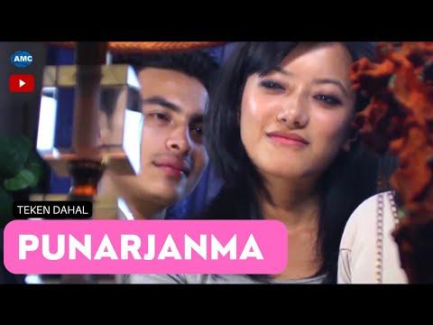 Punarjanma    TEKEN DAHAL    Paul shah/Prakriti Shrestha    nepali pop song 2014   official video HD