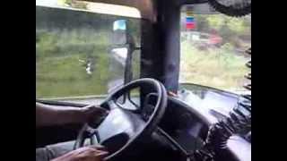 Dirigindo carreta pela 1ª vez.. Scania P340