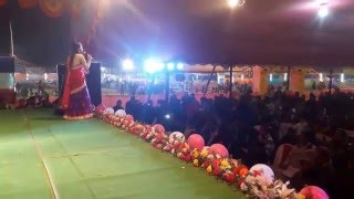 Live show at Deoghar by sneh upadhya