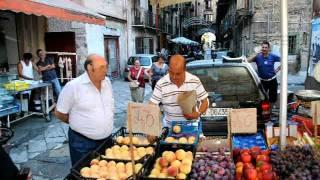 Mercato di Ballarò di Palermo