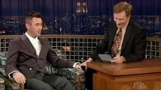 Conan O'Brien 'Alan Cumming 7/15/04