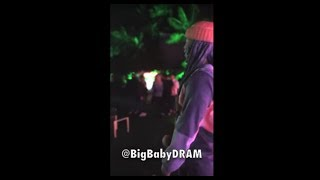The Adventures of Little Baby DRAM: Calvin Harris Party
