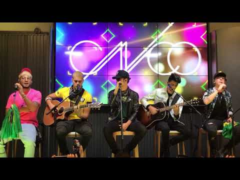 Xxx Mp4 CNCO Se Vuelve Loca Pocket Show MTV 3gp Sex