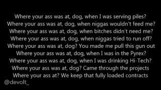 Future &  Drake   Where Ya At  lyrics
