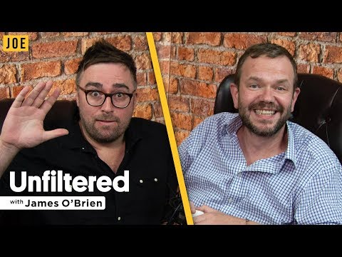 Danny Wallace interview on The Mighty Boosh, Yes Man and Join Me   Unfiltered with James O'Brien #39