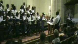 Chorale Jeune Esperance - Namel tedu