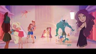 GODs School trailer: the teen school life of the Olympian gods