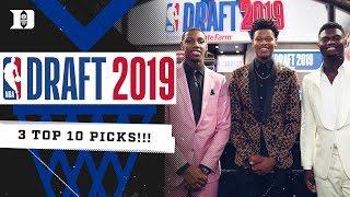 Top 10 Takeover | Duke at 2019 NBA Draft