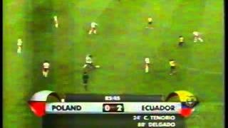 Polonia x Equador - Copa 2006 - Parte 2/2