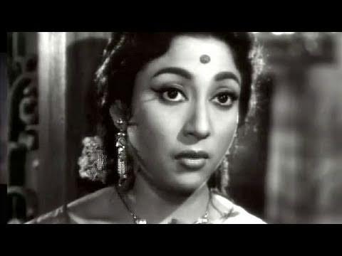 Meri Aankhon Se Koi - Mala Sinha, Lata Mangeshkar, Pooja Ke Phool Song
