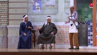 لما تطلب مشروب من المنيو وانت مش عارف تنطق اسمه.. فيديو كوميدي من علي ربيع وكريم عفيفي