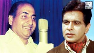 Dilip Kumar Wanted Mohd. Rafi To Sing Ye Mera Deewanapan Song | Lehren Diaries