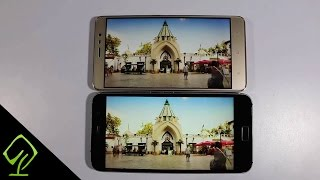 Redmi Note 3 vs Zuk Z1 , Benchmark Scores and camera samples