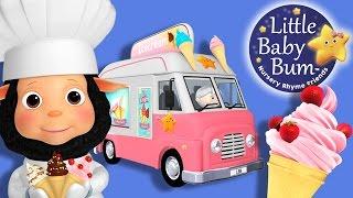 Ice Cream Song | Part 2 | Nursery Rhymes | Original Song By LittleBabyBum!
