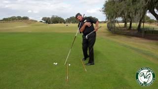 Golf Pro Tip: Posture   Spine Angle for Golf