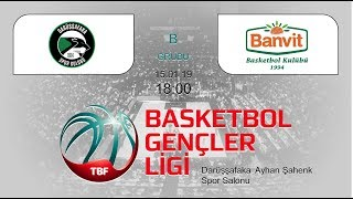 Darüşşafaka Basketbol - Banvit Basketbol BGL 17.Hafta