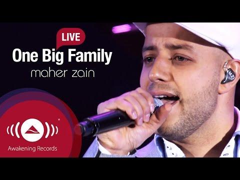 Maher Zain - One Big Family | Awakening Live At The London Apollo mp3