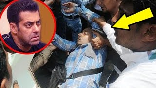 Salman Khan: SUICIDE Attempt Outside High Court During Verdict By A Die Hard Sallu FAN