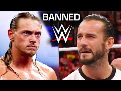10 Ex-WWE Wrestlers Vince McMahon Won't Let Return - Big Cass, CM Punk & more