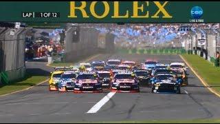 2016 V8 Supercars - Albert Park - Race 4
