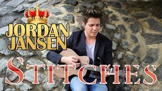 Stitches - Shawn Mendes - Jordan Jansen Cover