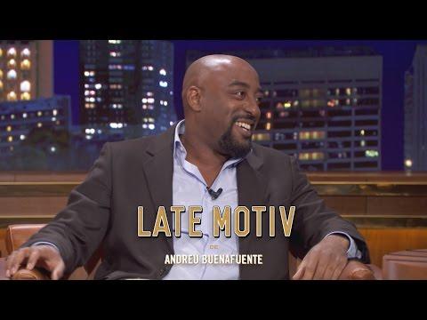"""LATE MOTIV - Simon Wacky, corresponsal en España de """"New York Frost"""