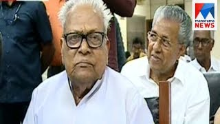 Tie-up with Congress; VS support to Yechuri    Manorama News