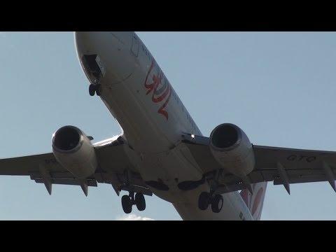 Aeroporto Santos Dumont aviões decolando e pousando perigo GOL TAM AZUL