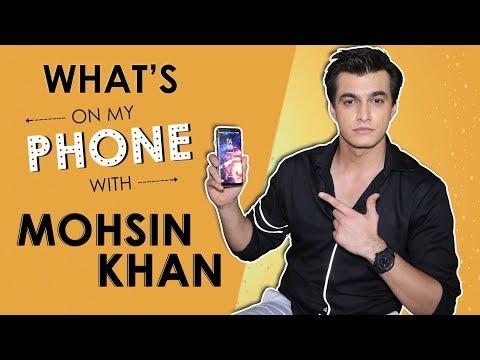 What's On My Phone With Mohsin Khan aka Kartik of Yeh Rishta Kya Kehlata Hai fame