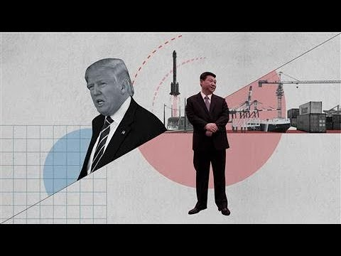 How the U.S. Is Countering China s Global Push