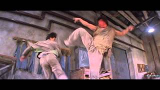 ☯ Jackie Chan Vs Ken Lo (Drunken Master II) Final Fight HD ☯
