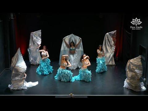 Midnight Lotus Fleur Estelle Dance Company Show Finale Spring 2017