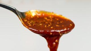 Korean Spicy Sauce Recipe