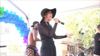 Kym Sims Sacramento Rainbow Festival 2016 Part 2