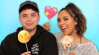 THE HUSBAND TAG! 💖(babies, first kiss, marriage) Natalie & Dennis!