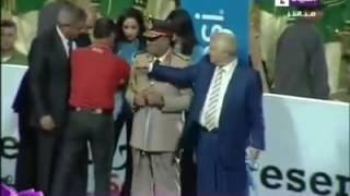 تجاهل علاء عبد الصادق لمرتضي منصور