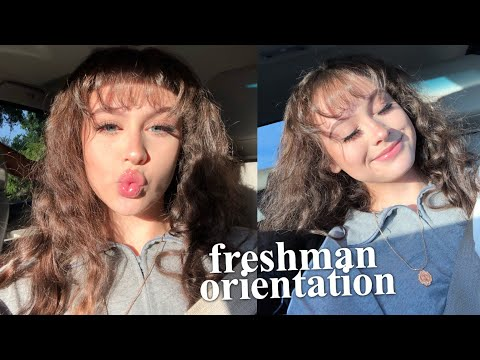 GET READY WITH ME HIGH SCHOOL ORIENTATION