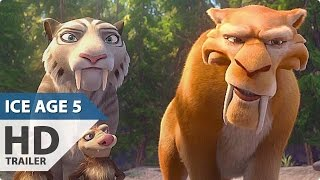 ICE AGE 5: COLLISION COURSE Trailer 4 (Animation - 2016)
