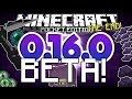 Minecraft 0.16.0 Concept