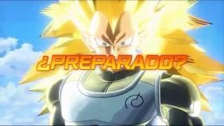 DRAGON BALL XENOVERSE : VEGETA SUPER SAYAJIN 3(FNF)-MOD