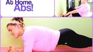 At Home ABS! My Favorite Ab Workout!