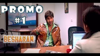BESHARAM | Movie Promo #1
