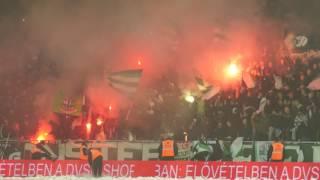 Újra volt meccshangulat a Nagyerdei Stadionban (Fradi)