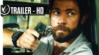 13 Hours: The Secret Soldiers of Benghazi Official Trailer #1 (2016) -- Regal Cinemas [HD]