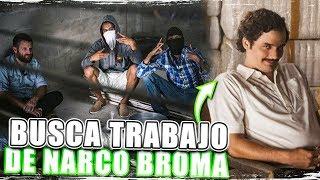 TRABAJO DE NARCO (BROMA)