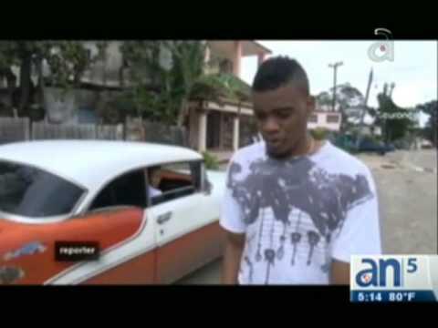 Jóvenes cubanos hablan de la realidad de su país América TeVé