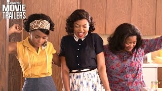 Hidden Figures | ALL Trailers and Clips Compilation