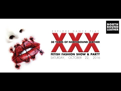 Marty Rotman on  upcoming XXX Fetish Fashion Show & Party