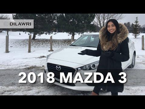 2018 Mazda3: REVIEW