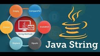 Java Tutorial Session In Hindi  : String And StringBuffer Class   Java Tutorial 9